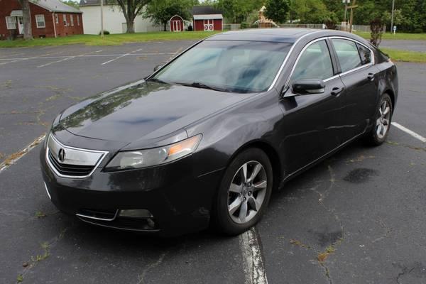 Photo 2012 Acura TL SE 4dr Sedan WARRANTY FINANCING - $9,774 ((240) 518-8709 Acura TL)