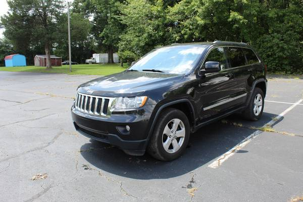 Photo 2012 Jeep Grand Cherokee Laredo Sport Utility 4D WARRANTY - $9,994 ((240) 518-8709 2012 Jeep Grand Cherokee)