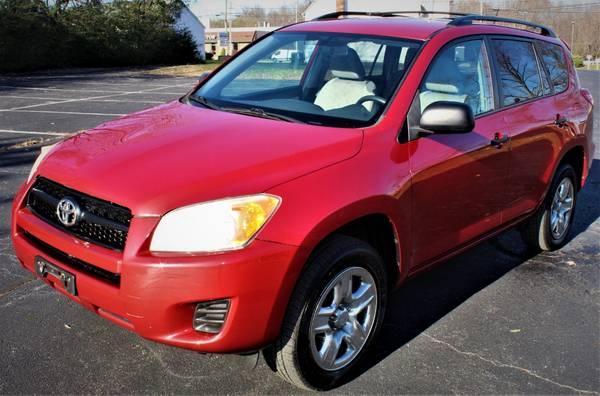 Photo 2012 Toyota Rav4 Sport Utility 4D WARRANTY FINANCING - $8,899 ((240) 518-8709 2012 Toyota Rav4)