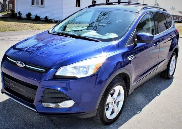 Photo 2013 Ford Escape SE Sport Utility 4D WARRANTY FINANCING - $9,499 ((240) 518-8709 2013 Ford Escape)