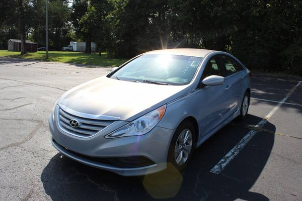 Photo 2014 Hyundai Sonata GLS Sedan 4D WARRANTY FINANCING - $7,774 ((240) 518-8709 Hyundai Sonata)