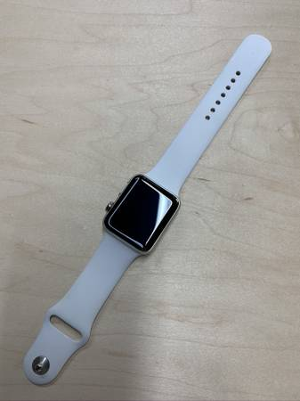 Photo 42mm Apple Watch Series 2 Stainless Steel case - $210 (White Plains)