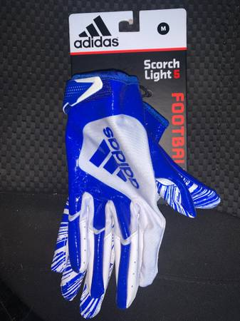 Photo BRAND NEW adidas football gloves - $40 (St.Leonard)