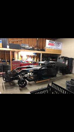 Photo Dirt modified race car  racing go kart - $3200 (Mechanicsville)
