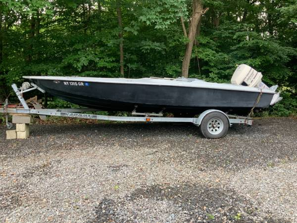 Photo Homemade boat for sale - $3,900 (Waldorf area)