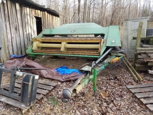 Photo John Deere 1209 - $3,000 (Owings)