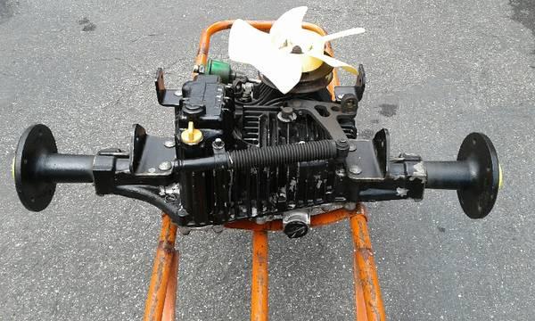 Photo John Deere 325 335 345 Tractor Tuff Torq K70A Hydrostatic Transaxle - $225 (La Plata)