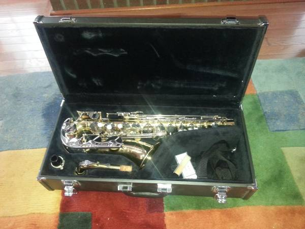 Photo Looking for a new or used saxophone (Brookeville)