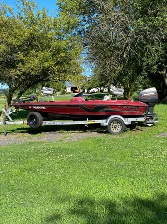 Photo Nitro boat. Hot deal  - $17,500 (Salisbury)