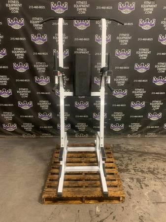 Photo Northern Lights Commercial VKR Multi Grip Pull-up Dip Leg Raise  Push - $300 (California)