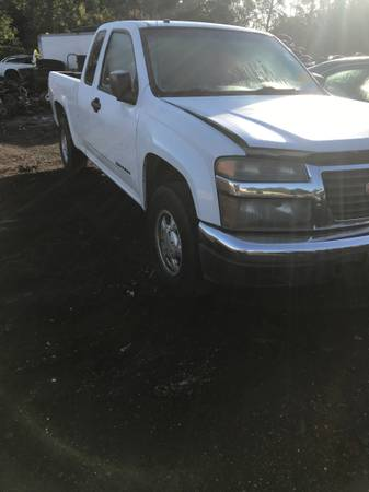 Photo PARTING OUT 2005 GMC CANYON (Charlotte Hall)