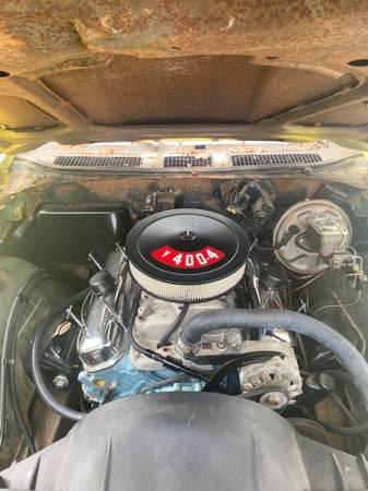 Photo Pontiac 400 long block  parts - $800 (Lusby)