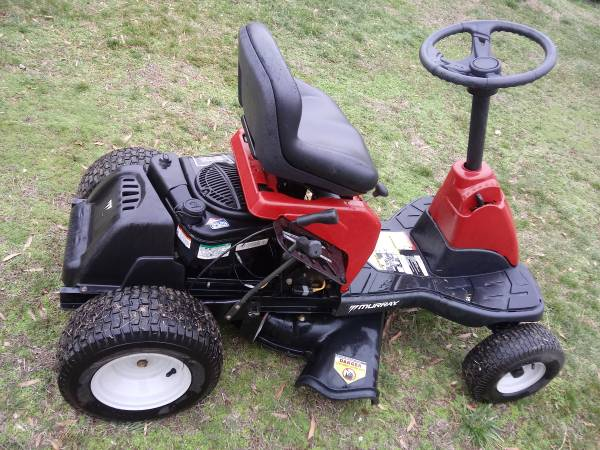 Photo Riding mower by Murray - $350 (Waldorf Md.)