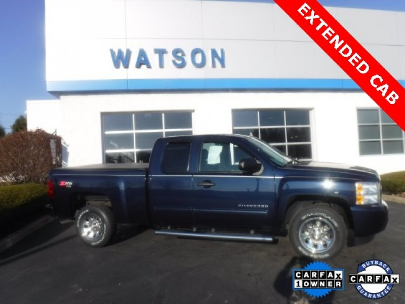 Photo Used 2011 Chevrolet Silverado 1500 2WD Extended Cab LS for sale