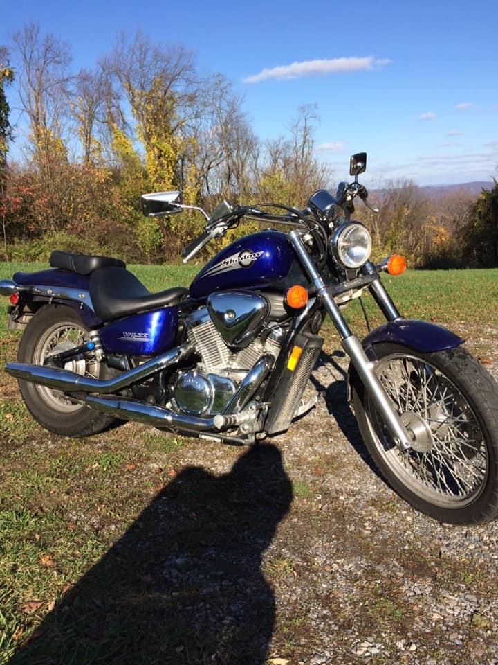Photo 2003 Honda SHADOW VLX600 $2300