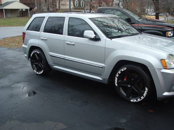 Photo jeep srt8 trade only - $13500
