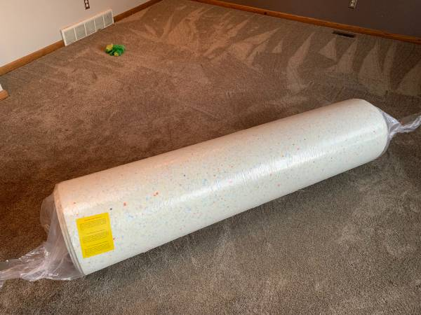 Photo 12 Stainmaster Carpet Pad - $150 (Elkhart)