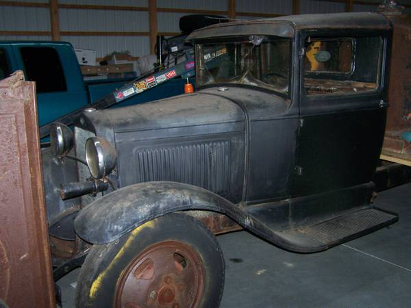 Photo 1930 Ford Model AA Cab-Chassis (Westville)