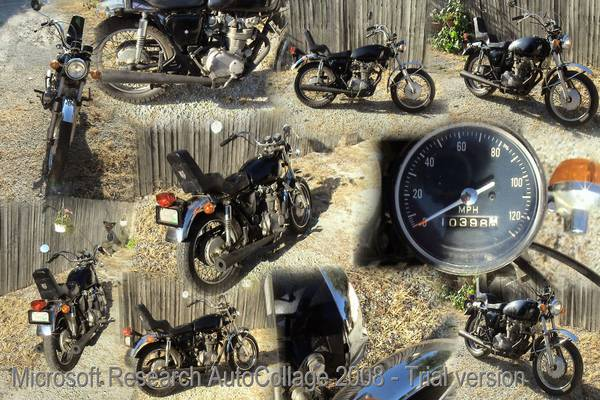 Photo 1969 Honda CB450 - $1750 (new paris)