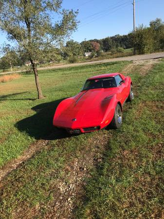 Photo 1974 Corvette Stingray Base - $10500 (Plymouth)
