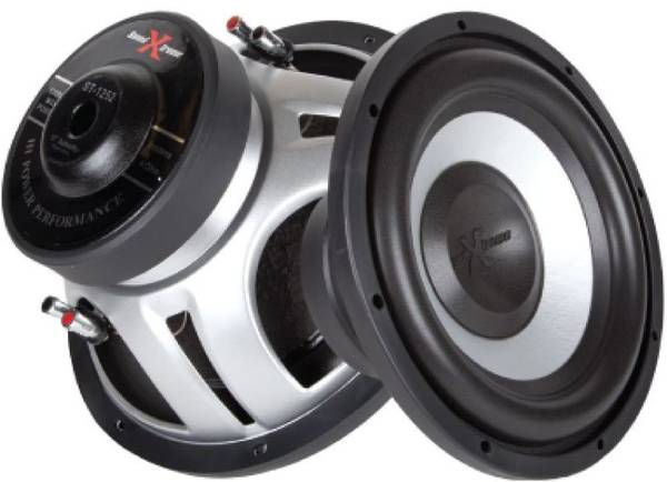 Photo 1 New SoundXtreme 600W 8-Inch Car Stereo Subwoofer Dual 4 Ohm ST-852 - $35 (three rivers mi)