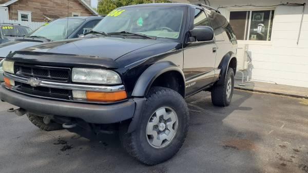 Photo 2003 ZR2 4x4 2dr Blazer - $3,000 (South Bend)