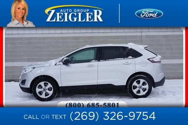 Photo 2017 Ford Edge SE - $16,280 (_Ford_ _Edge_ _SUV_)