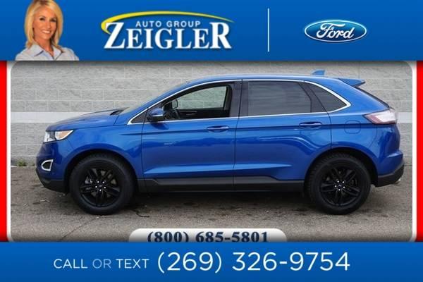 Photo 2018 Ford Edge SEL - $23,770 (_Ford_ _Edge_ _SUV_)