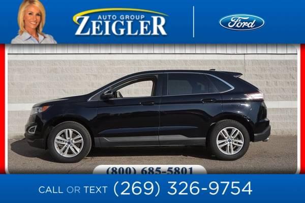 Photo 2018 Ford Edge SEL - $25,555 (_Ford_ _Edge_ _SUV_)