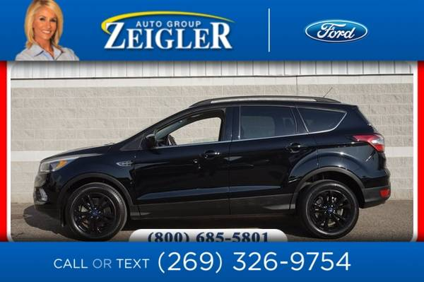 Photo 2018 Ford Escape SE - $21,990 (_Ford_ _Escape_ _SUV_)