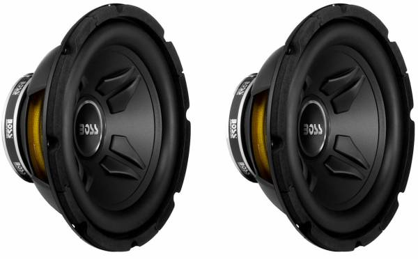 Photo 2 New BOSS Audio CXX10 1600w Pair 10quot SVC 4 Ohm Car Stereo Subwoofers - $80 (three rivers)