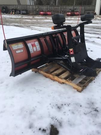 Photo Boss snow plow complete set - $1995 (granger)
