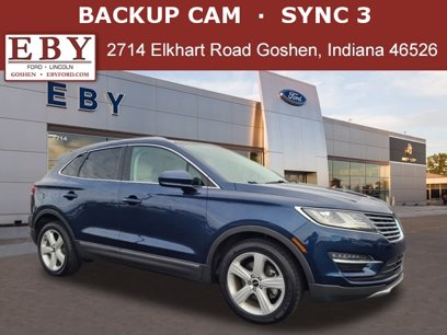 Photo Certified 2017 Lincoln MKC FWD Premiere for sale