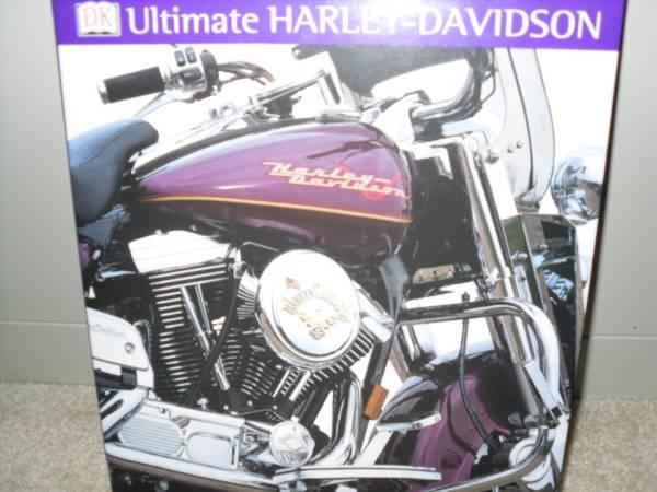 Photo Harley Davidson Books - NEW (Mokena)