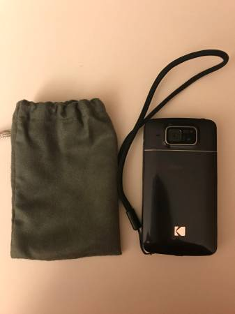 Photo Kodak PlayTouch Video Camera (Black) - $35 (Island Lake)
