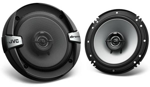 Photo New JVC CS-DR162 300w 6.5quot 2-Way 4-Ohms Stereo Car Audio Speakers - $40 (three rivers mi)