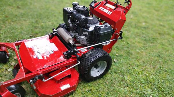 Photo Nice-Mower-Snow Plow-Trencher-Concrete Buggy Stump Grinder Aerator - $1 (Auburn)
