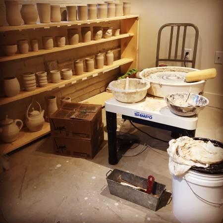 Photo Pottery Wheel - Shimpo VL Whisper - $1000 (Goshen)