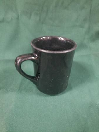 Photo Restaurant Diner Style Commercial Coffee Cups in Black - $2 (Mishawaka)