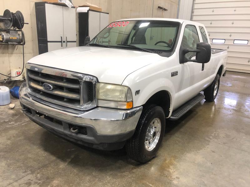 Photo Used 1999 Ford F250 4x4 SuperCab Super Duty for sale