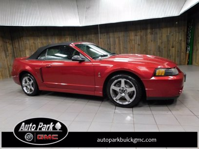 Photo Used 2004 Ford Mustang Cobra Convertible for sale