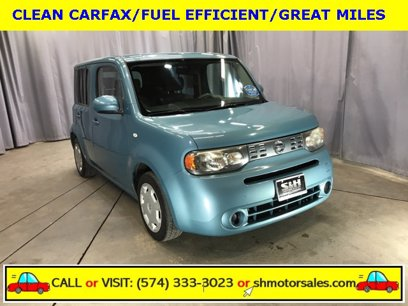 Photo Used 2010 Nissan Cube 1.8 S for sale