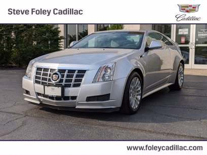 Photo Used 2014 Cadillac CTS AWD Coupe for sale