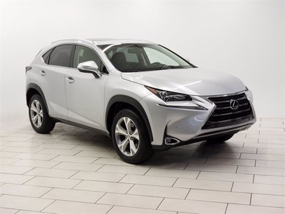 Photo Used 2017 Lexus NX 200t AWD for sale
