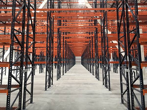 Photo Warehouse Shelving, Pallet Racking, Storage Racks, Heavy Duty Shelves (Des Plaines (Nationwide Distributor of New and Used))