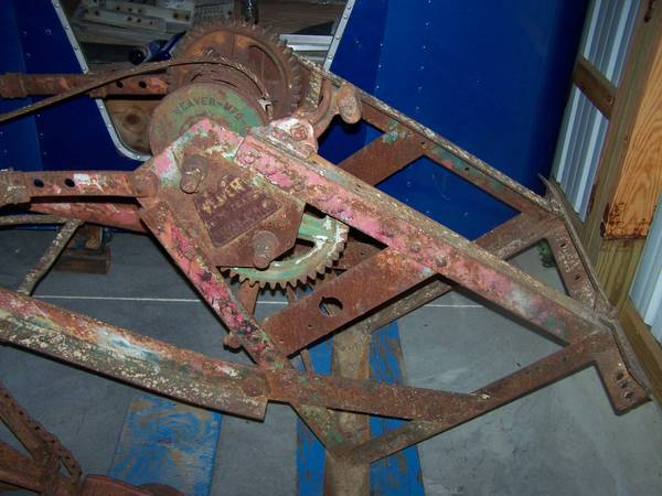 Photo Weaver Hand Crank Rat Rod Wrecker Boom (Westville)