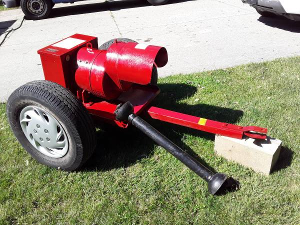Photo Winco 1525 PTO generator - $999 (Elkhart)
