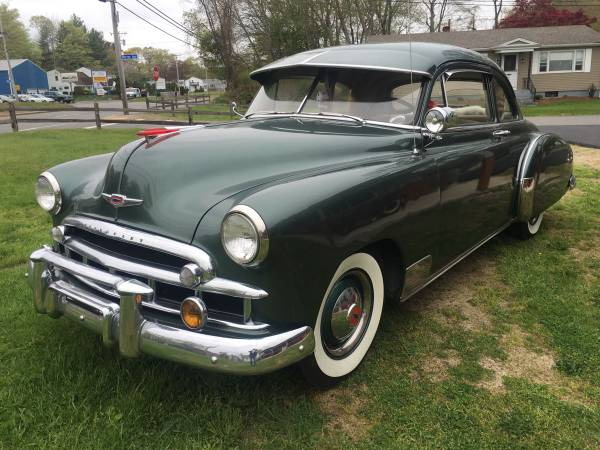 Photo 1949 CHEVY COUPE - $16500 (Westport)