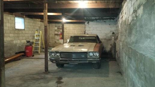 Photo 1971 Buick GS 350 Ragtop, Rare factory 4spd, 1 of 51  - $10500 (se ma)