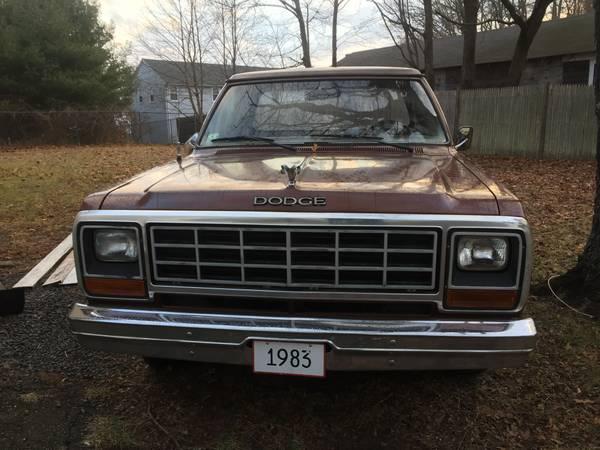 Photo 1983 Dodge 150 Pickup - $4500